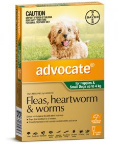 Advocate for Small Dogs 0-9lb (Green, 0-4kg)